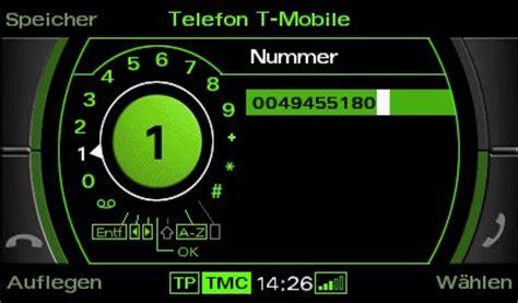 Audi Mmi Telefon Nicht Vorhanden by Frage Zum Radio Concert Audi A5 B8