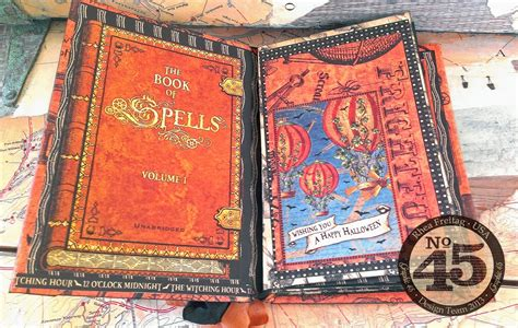 Handmade Book Tutorial - starrgazer creates steunk spells handmade book tutorial