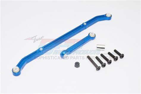 Tie Rod End Accent 1set Berkualitas axial racing scx10 honcho alloy tie rod 1set gpm scx160