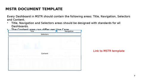 microstrategy templates microstrategy visualization guidelines презентация онлайн