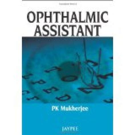 ophthalmic assistant 1st 2013