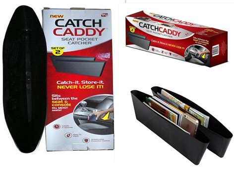 Catch Caddy As Seen On Tv 1 Set Isi 2pcs Unik 2015 new catch caddy car styling trash bin car organizer as seen on tv create car seat