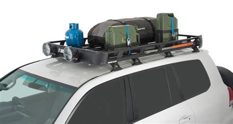 Rhino Rack Accessories by Pioneer Tray Rhino Roof Rack 41102 Toyota Prado 120 150