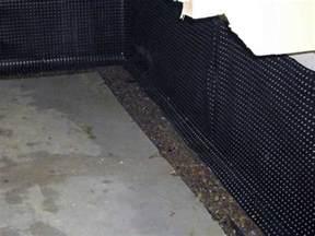 Waterproofing Basement Walls From Inside Stops Leaks Inside Basement Waterproofing Systems French