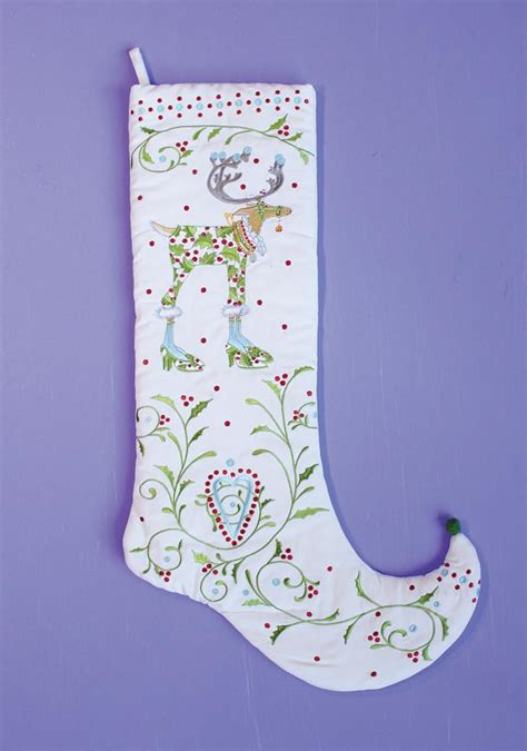 patience brewster christmas stockings patience brewster dash away vixen theholidaybarn