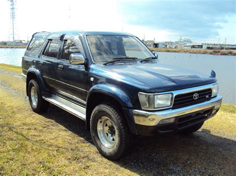 new toyota surf toyota hilux surf ssr g wide 4wd 1993 used for sale