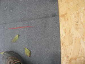 dachpappe fuer das carportdach