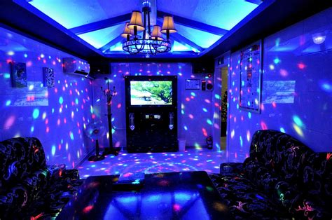 Home Bar Interior Design by Sing Your Heart Out In Noraebangs Korean Karaoke Rooms