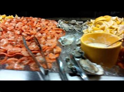 caesars palace atlantic city brunch buffet tour youtube