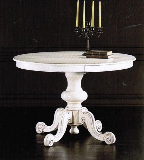 tavolo rotondo tavolo rotondo allungabile in legno di noce e faggio cm