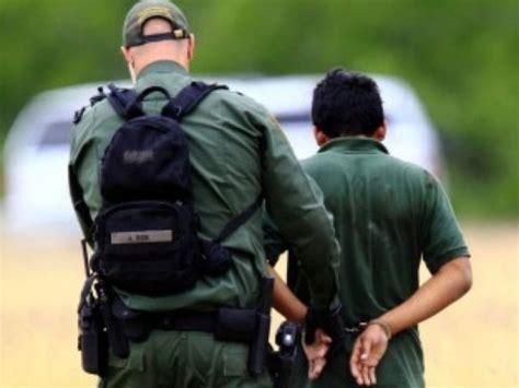 Border Patrol Arrest Records 3 Previously Deported Sexual Predators Cross Border