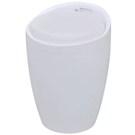 taburete blanco taburete blanco redondo abs con asiento blanco 237 ble