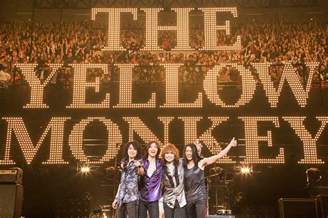 The 21 Best Images About - the yellow monkeyが12月に東京ドーム2days 新曲のティザー映像も公開 音楽ニュース