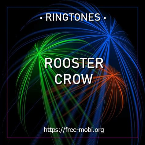 ringtone rooster crow