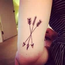 three arrows tattoo meaning 11 tattoo seo