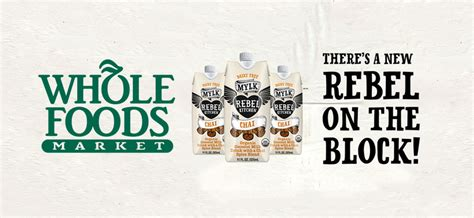 Rebel Kitchen Whole Mylk by Rebel Kitchen To Sell Coconut Milk At Select Whole Foods