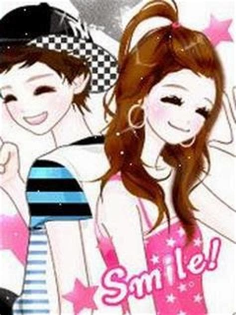 wallpaper kartun korea romantis gambar gambar kartun korea romantis terbaru lengkap