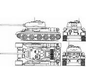 The Blueprintscom  Blueprints &gt Tanks WW2 Soviet Union T