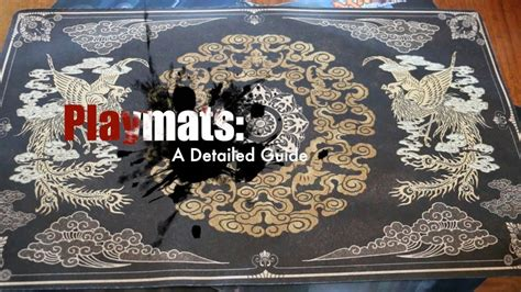 Foldable Playmate what is the best mtg gaming playmat a guide to ultra pro