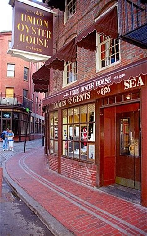 oyster house boston north end quot union oyster house quot boston establishments shops stor