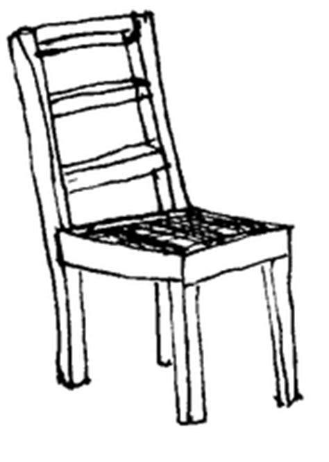 stuhl zum ausmalen 4teachers lehrproben unterrichtsentw 252 rfe und