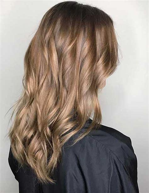 gorgeous light brown hair color ideas