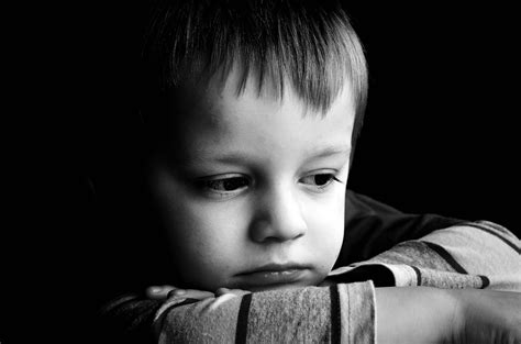 sad pictures sad child portrait free stock photo domain pictures