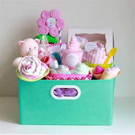 Creative Baby Shower Gifts by 17 Best Ideas About Baby Gift Baskets On Baby Baskets Shower Gifts And Baby Shower