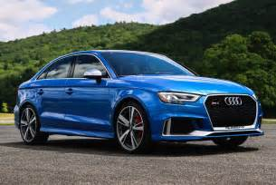 Audi Rs 3 The 2018 Audi Rs3 Is Only Bmw M2 Competitor In Sight