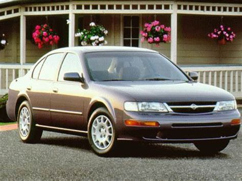 1997 nissan maxima pricing ratings reviews kelley blue book