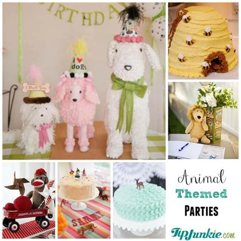 animal themed events 23 1st birthday party ideas you ll love tip junkie