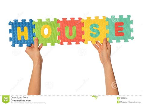 in house synonym the word house royalty free stock image image 18060266