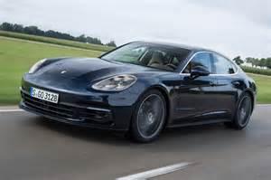 Porsche Automobiles Porsche Panamera 4s Diesel 2016 Review By Car Magazine