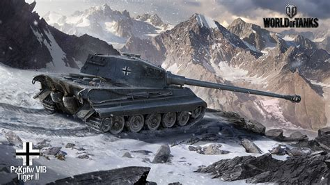 wot ii world of tanks king tiger wallpapers hd wallpapers id
