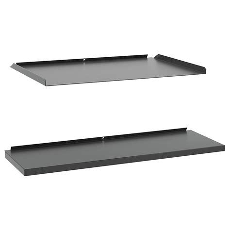 Wall Shelf Kit by Marlin Modern Shelf Tray Kit Eurway