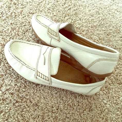 cynthia rowley loafers 73 cynthia rowley shoes white loafers from caitlin