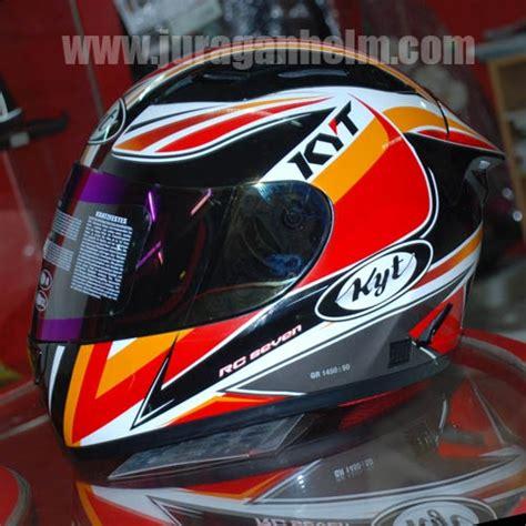 Kyt Helm Rc Seven kyt rc seven 5 black orange the superstore shop