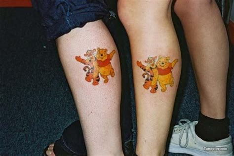 pooh bear tattoo designs pooh designs pooh the and tigger