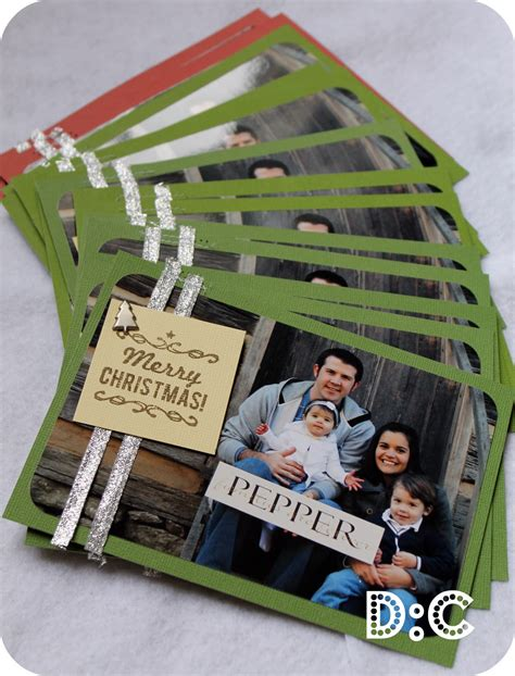 Handmade Photo Cards - destination craft handmade cards