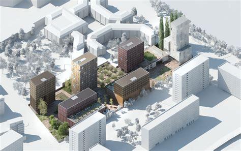 Urban Gardens Chicago - lan architecture wins urban regeneration competition in nantes