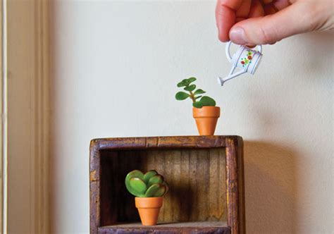 tiny plant how tuesday micro planters etsy journal