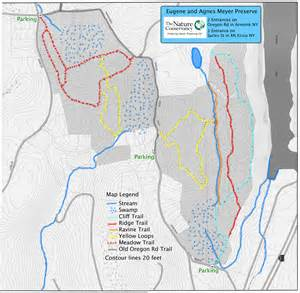 oregon ridge trail map walks in westchester