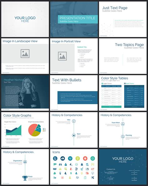 designcrowd templates professional modern powerpoint design by eminente