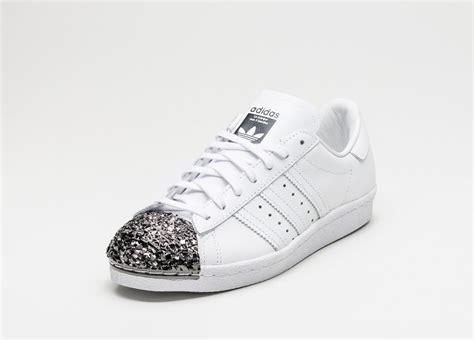 adidas superstar  metal toe tf  ftwr white ftwr