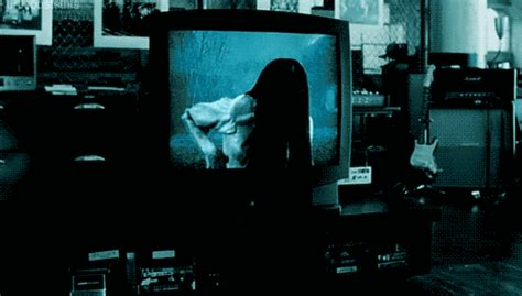 the ring bathroom scene 25 most iconic horror movie moments of all time in gif s