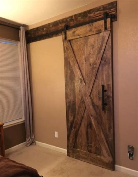 Barn Door Installation Denver - sliding barn doors for bedroom rustic denver by