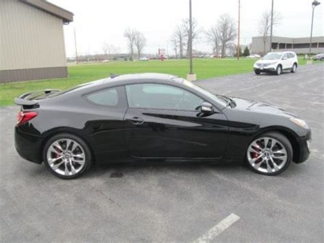 2013 Hyundai Genesis Coupe 3 8 For Sale by Sell Used 2013 Hyundai Genesis Coupe 3 8 Track Coupe 2