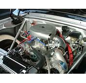 John Millays 64 Nova SS  Vortech Superchargers