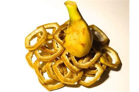 masker kulit pisang  hilangkan jerawat