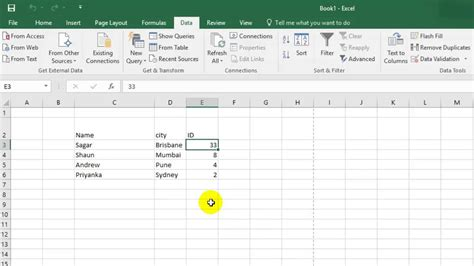 How Do You Do A Spreadsheet by How To Put Numbers In Order In Microsoft Excel